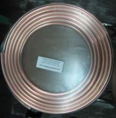 """Медная труба 3/4"""" ASTM  В280, Сербия, бухта 15м"""